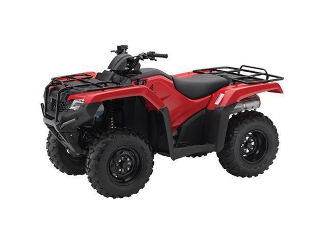 2016 Honda TRX420 - $300 Discount on Now!