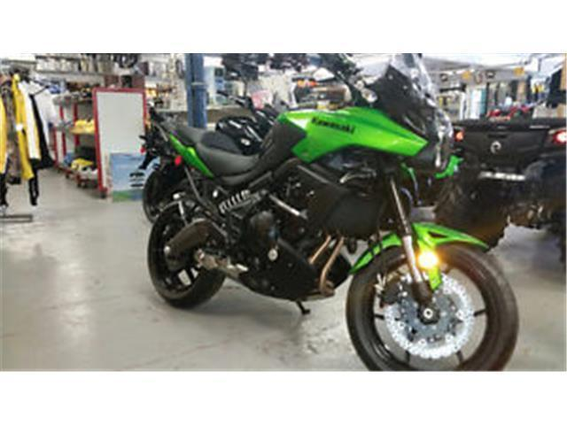 THIS WONT LAST LONG 2014 VERSYS 650 low monthly payments