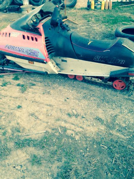 Formula Z 583 for sale or trade