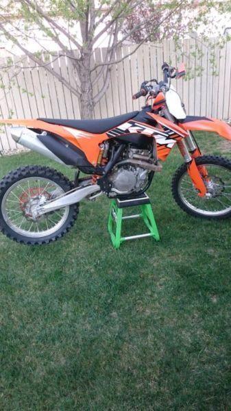 2011 ktm 450 sxf for sale