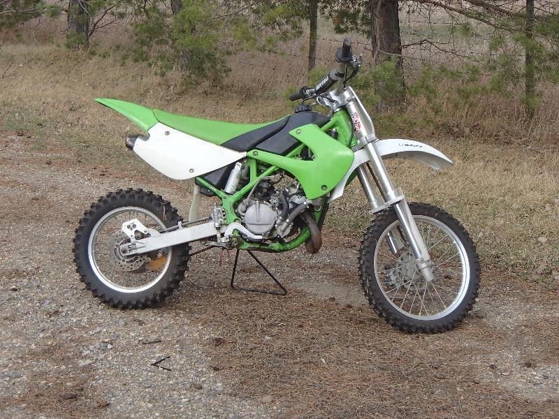 KX 85 Dirt Bike For Sale