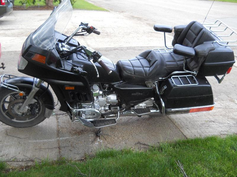 Wanted: WANTED GOLDWING TRAILER HITCH