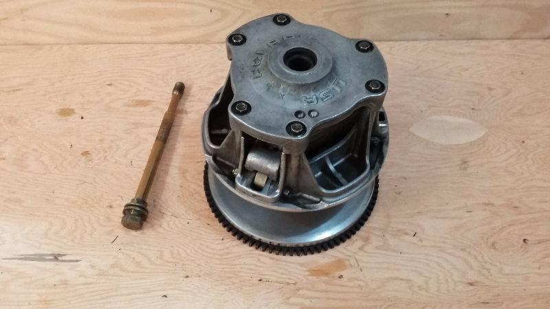 Polaris Parts - Pro-R Switchback RMK