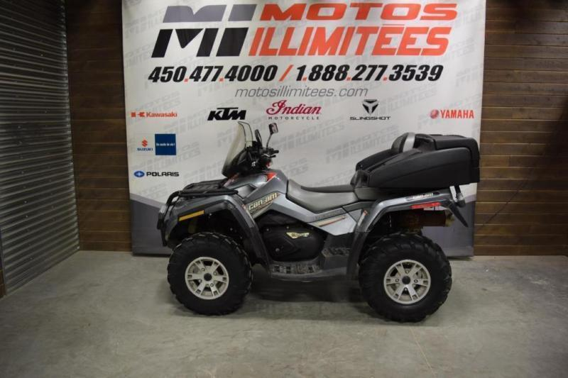2007 Can-Am outlander 800 max limited