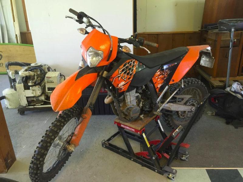 2008 KTM 450EXCR ***Auction June 16th***