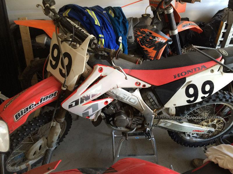 CR125 for sale