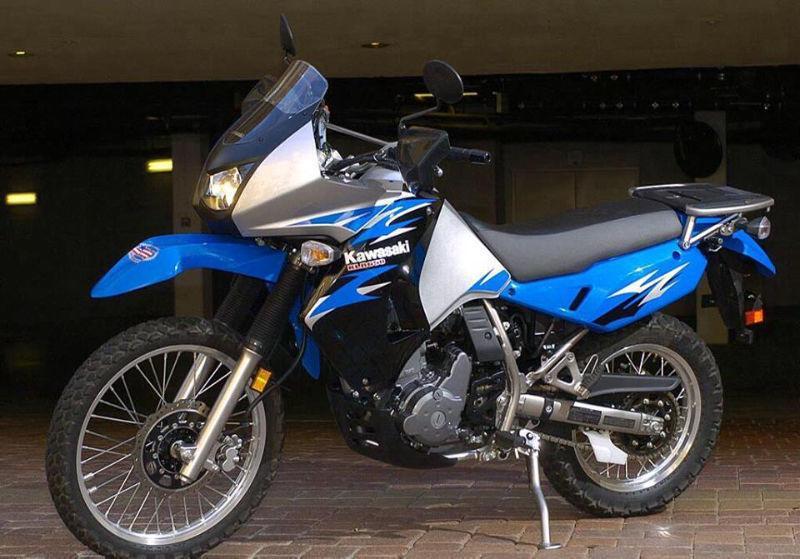 Klr 650 Vendos - Brick7 Motos
