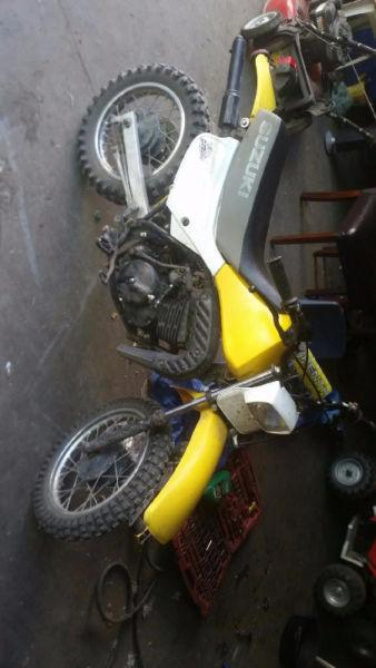 2000 ds80 2 stroke. Mint . For trade