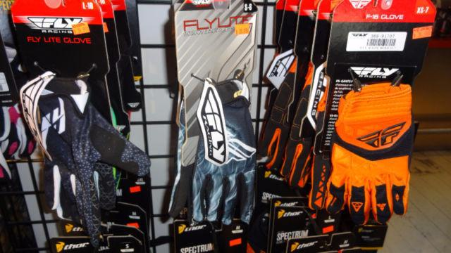 ALL IN STOCK FLY AND FXR DIRTBIKE RIDING GLOVES ARE TAX FREE!