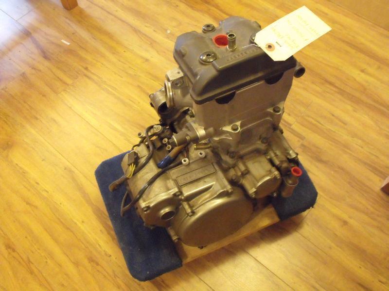(Used) 2008 Suzuki DR-Z 400 Motor only 15,000km / #K5096