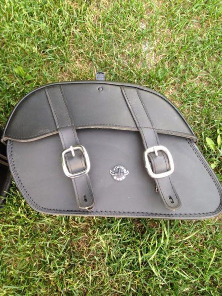 Viking Bags saddlebags Honda Shadow and many other makes
