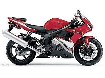2005 Yamaha YZF-R6