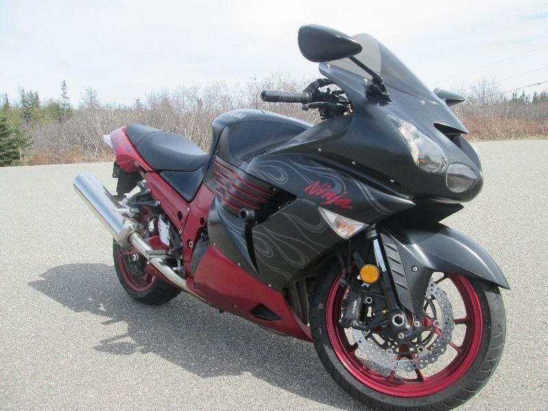 ZX 14 Special Edition