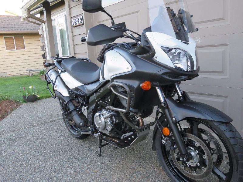 650 V-Strom ABS 2012 Suzuki
