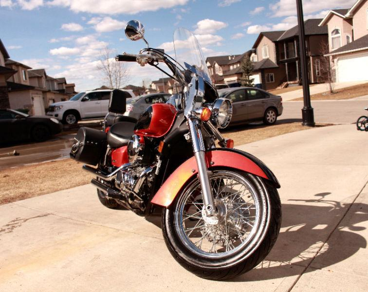 Honda Shadow Aero 750, Immaculate condition