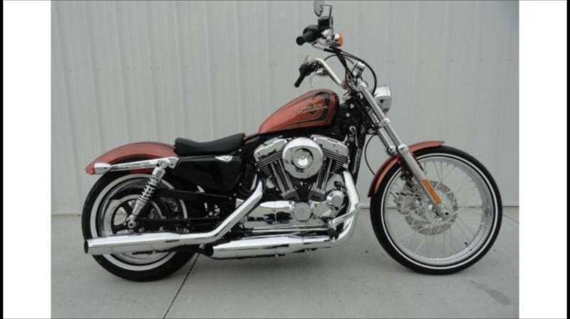 New Harley Davidson XL1200V Sportster