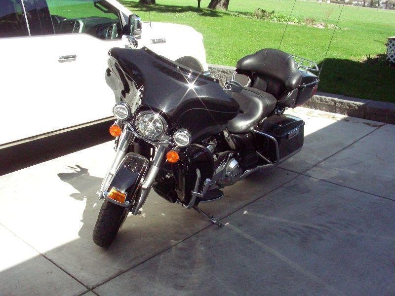 2013 Harley Davidson Ultra Classic Ltd