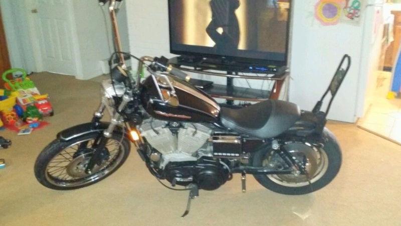 Harley Sportster 1995