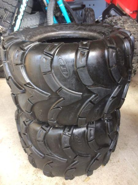 ITP Mud Lite Tires 20x11x9