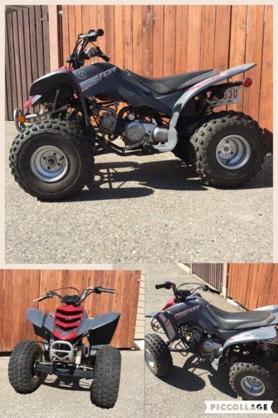 Kids quad and dirt bike for sale