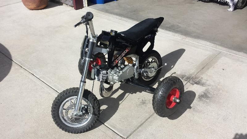 49cc gio dirt bike