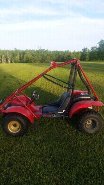 Honda odyssey fl250 2 stroke dune buggy