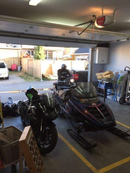 Snowmobile quick sale