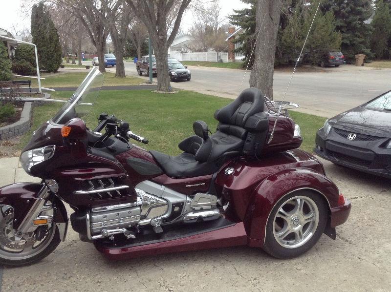 Honda Goldwing Trike--Roadsmith kit