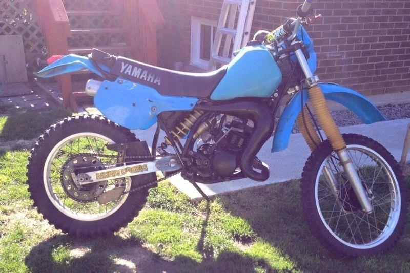Wanted: 1984 Yamaha IT 200 two stroke Enduro