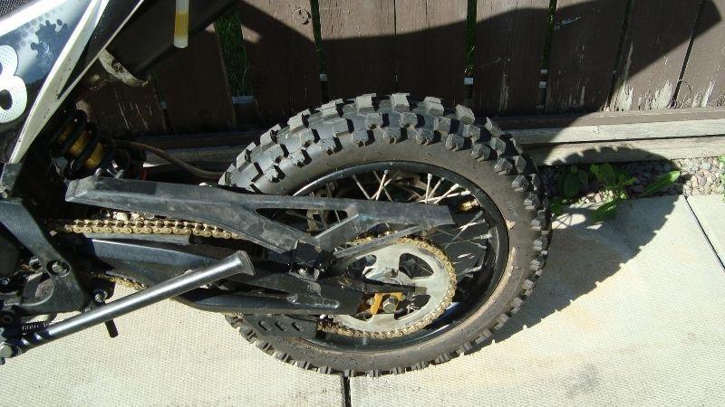 Gio dirt bike/ pit bike with high compression 140 cc engine