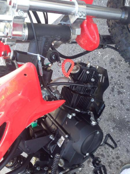 125cc DIRTBIKE FOR SALE