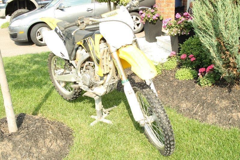 2006 Yamaha YZ250F *** MINT MINT MINT