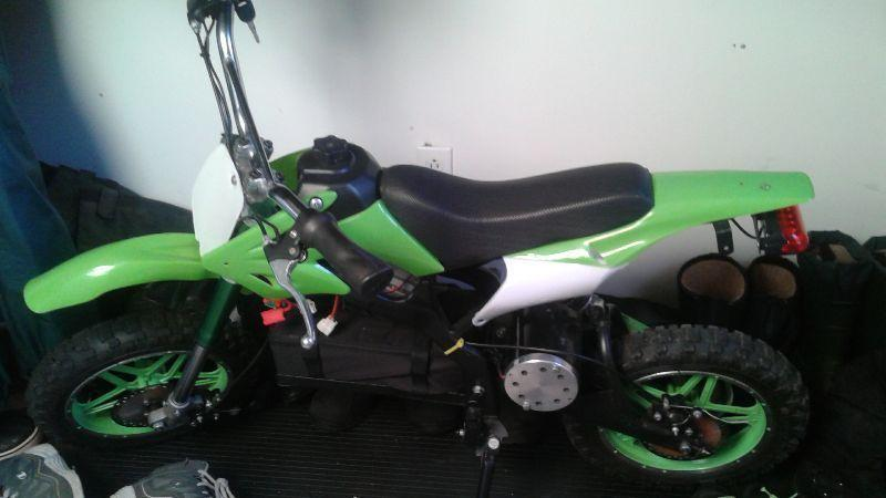 Wanted: ELECTRIC DIRT BIKE PART