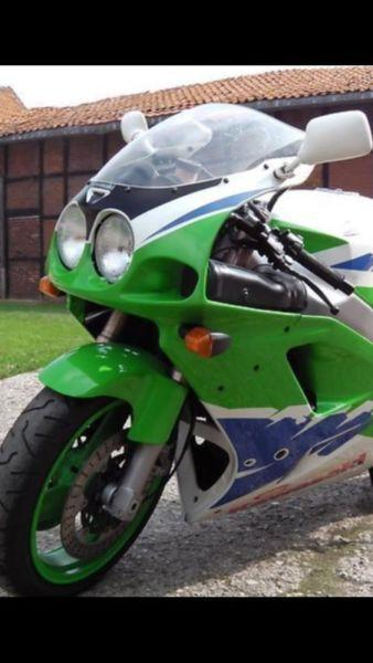 Wanted: Wanted, body parts for 1994 ninja ZX750