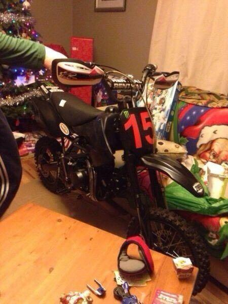 Wanted: Orion dirt bike/pit bike STOLEN