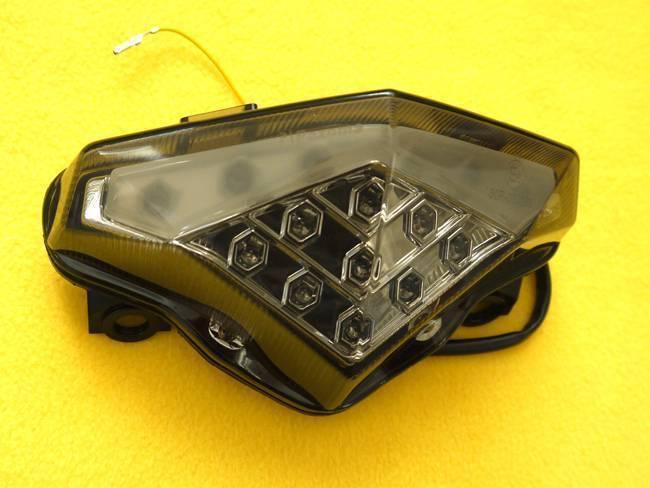 Integrated LED TailLight Turn Signals Ninja 650R/ER6 12-15 NEW