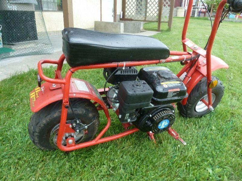 Dirt Devil Mini Bike for Sale