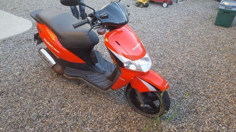 Great Moped for sale! 2008 Derbi
