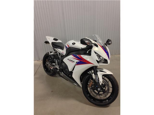 2012 Honda CBR1000RR 20th Anniversary Edition