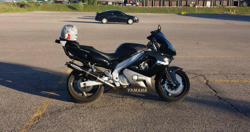 2001 Yamaha YZF600R Thundercat - Selling Certified or Trade