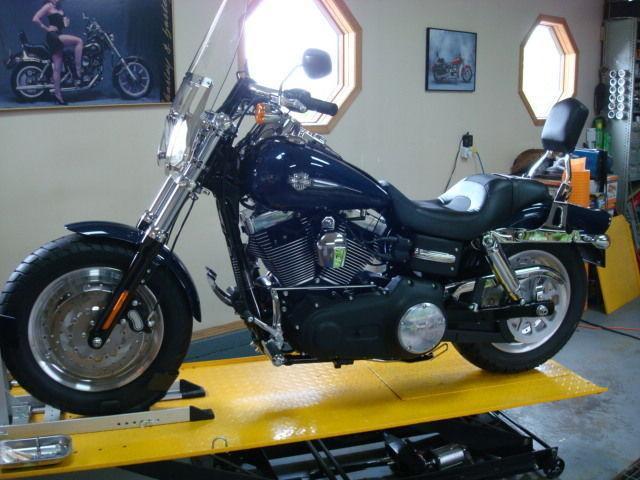 Harley Fat Bob for sale