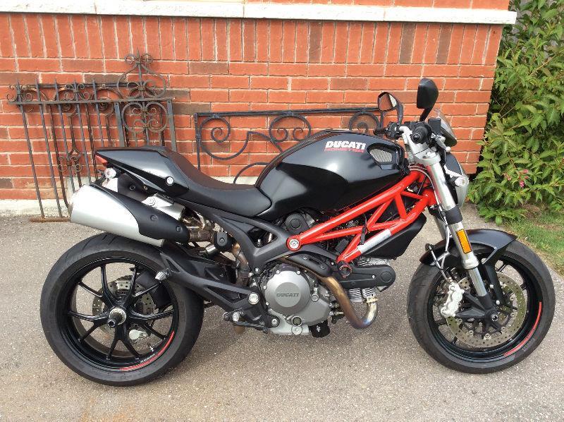 2012 Ducati Monster 796 ABS