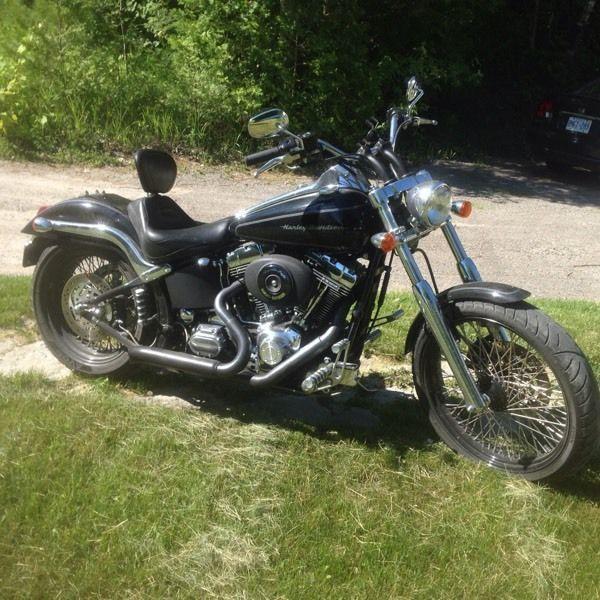 2004 Harley Softail Deuce EFI, Screaming eagle, CNC Ported