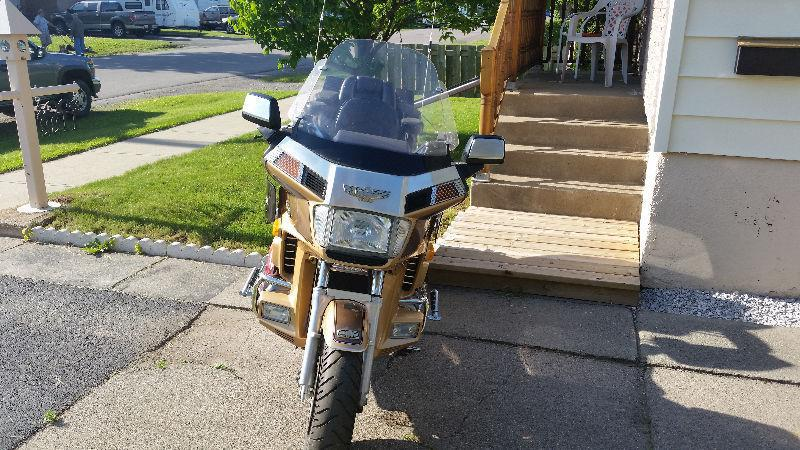 1985 HONDA GOLDWING 1200 SE