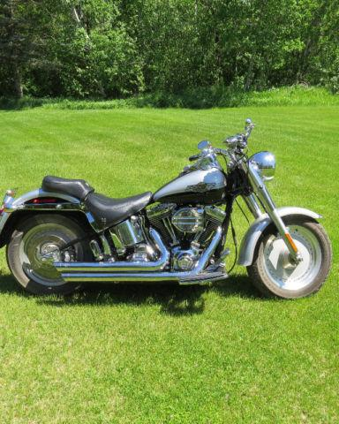 Harley Davidson Softail Fatboy for sale