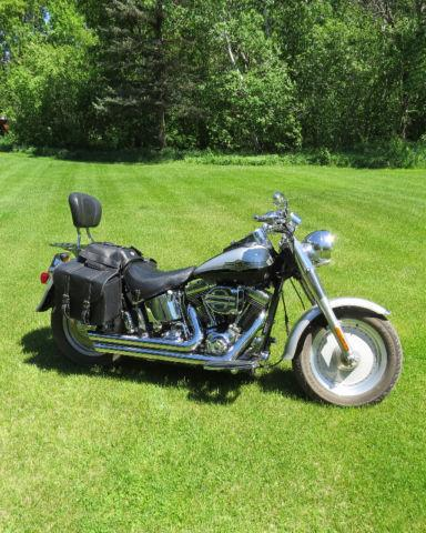 Harley Davidson Softail Fatboy for sale