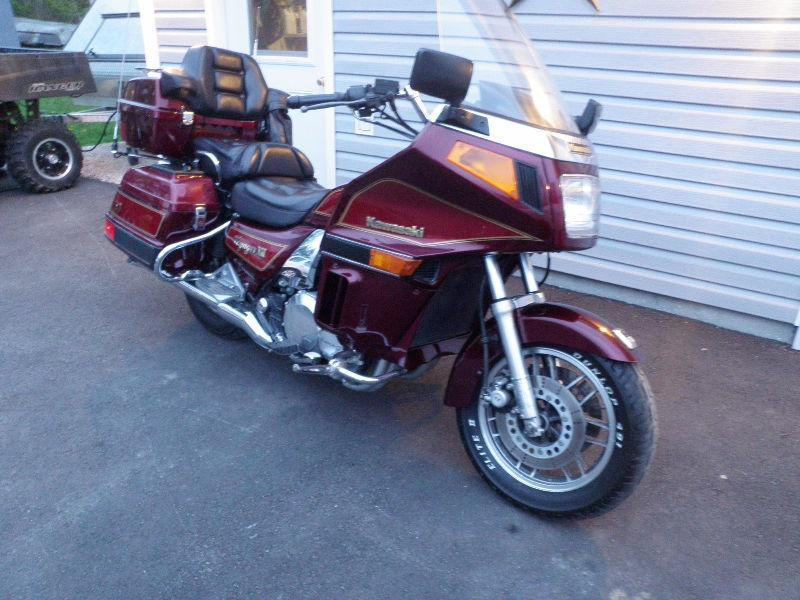 REDUCED PRICE 1986 Kawasaki Voyager 1200 4 cylinder