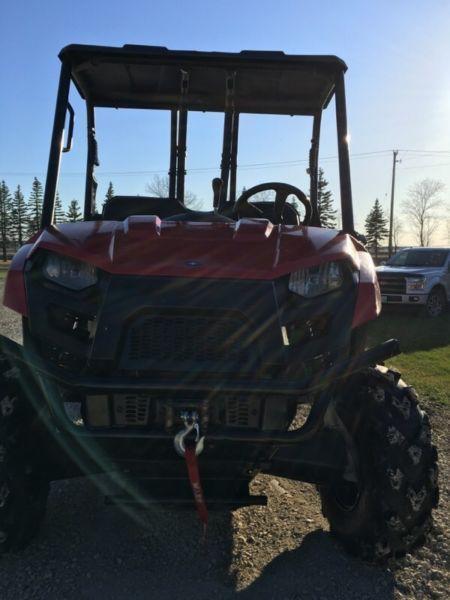 2011 Polaris Ranger 500 EFI Price Reduced