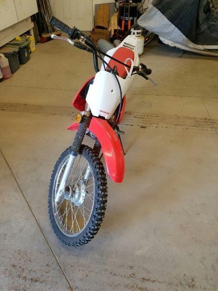 Honda 100CC dirt bike for sale