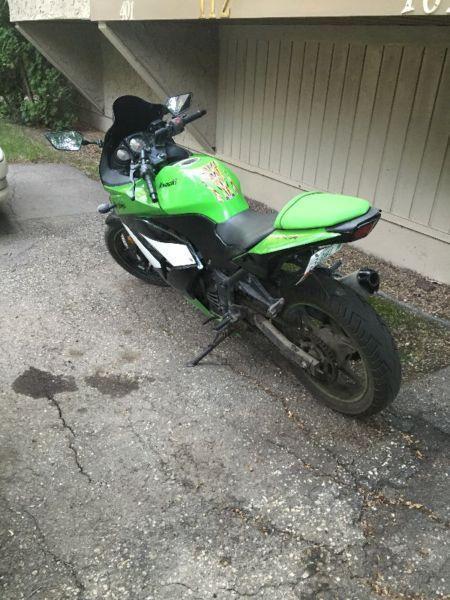 Kawasaki Ninja 250cc 2010